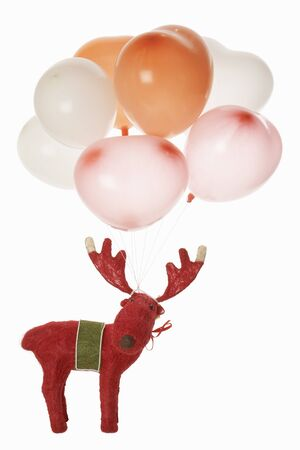 animal only: Reindeer doll