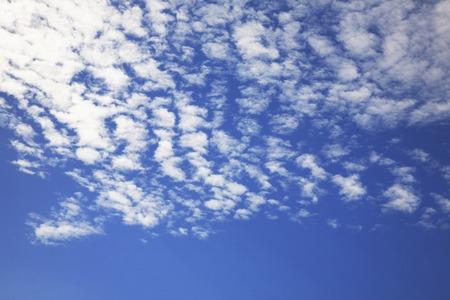 the natural phenomena: Autumn sky