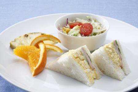 snack food: Breakfast Stock Photo