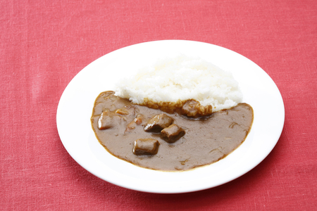 beef curry: Beef curry