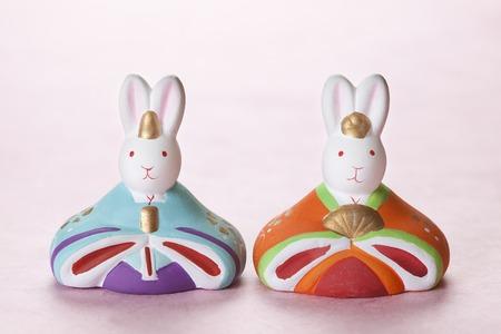 figurines: Rabbit Figurines