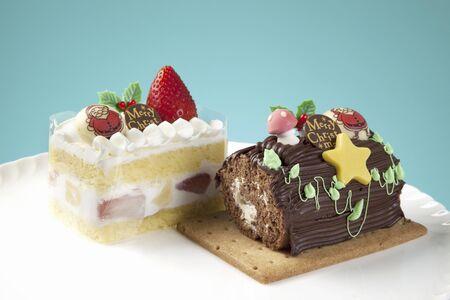 weihnachtskuchen: Weihnachten Kurz Kuchen Lizenzfreie Bilder
