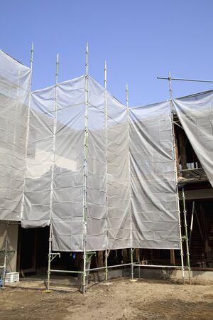 dismantling: Housing in dismantling