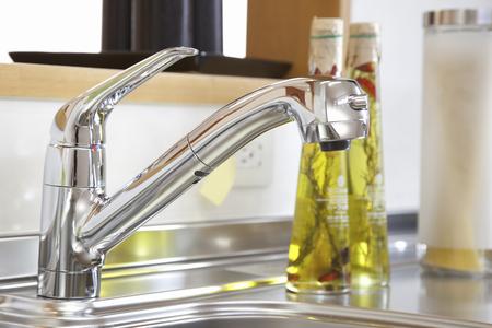 water faucet: Water faucet