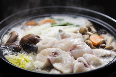 blowfish: Blowfish pot Stock Photo