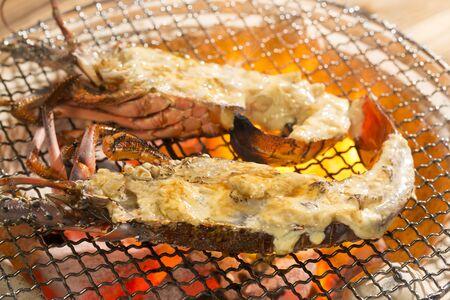 Ise shrimp mayonnaise grilled