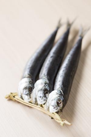 dried fish: Sardines of dried fish