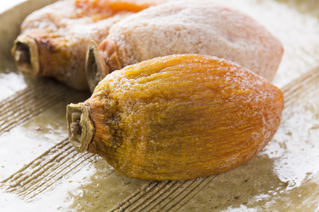 dried: Dried persimmon