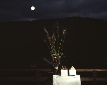 Moon-viewing Hasedera
