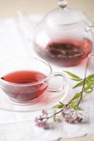 afternoon break: Herbal tea
