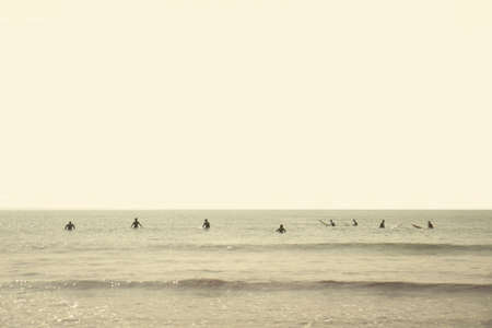 fluctuations: Surfing Stock Photo