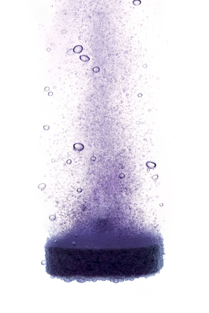 bath additive: Bubbly soluble tablets