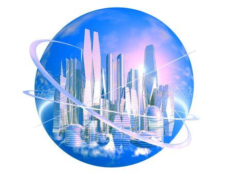 sphere: Sphere city