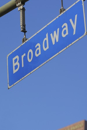 labeling: Labeling of Broadway Street