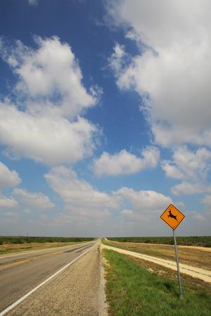 1: Texas 1 main road