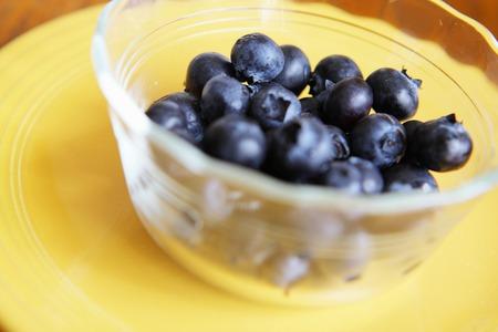 healthiness: Blueberry Stock Photo