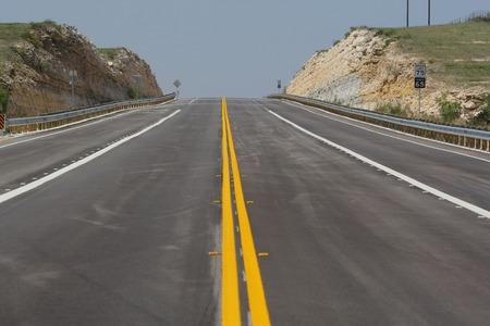 main: Texas 1 main road