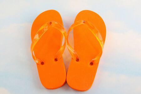 sandalia: Sandalia de playa