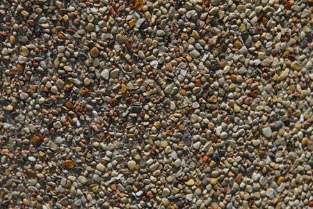 ballast: Gravel Stock Photo