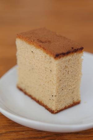 intermission: Sponge cake