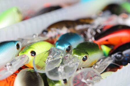 game fish: Lures