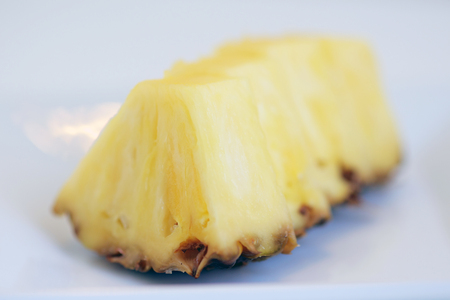 indulgent: Pineapple