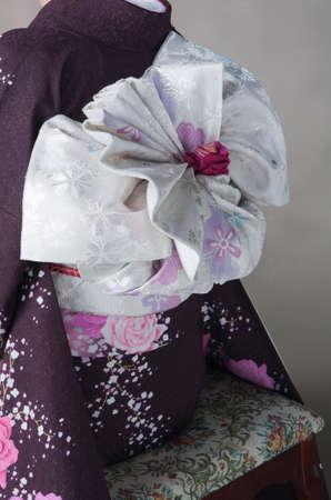 kimono: Kimono band Stock Photo