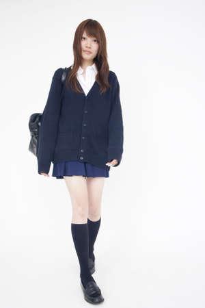 schoolgirl in uniform: Schoolgirl uniform