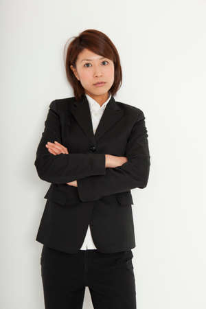 to fold one's arms: Womens suits