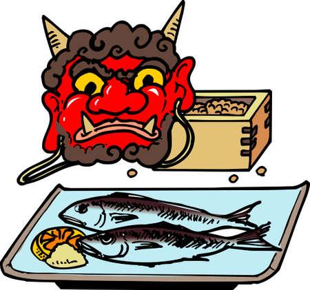 sardine: Setsubun