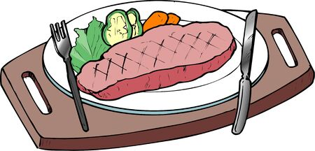 provisions: Steak