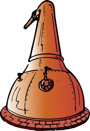destilacion: la destilaci�n del whisky