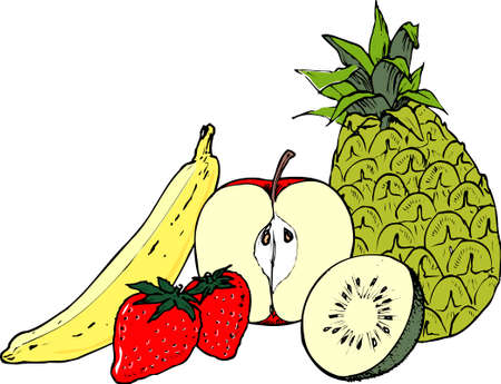 pitching: Fruit juice material