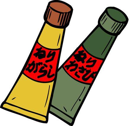 mustard: Neri mustard