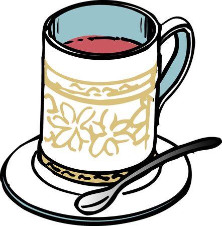 russian: Russian tea