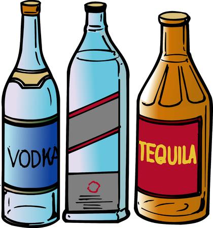 tequila: Vodka Tequila