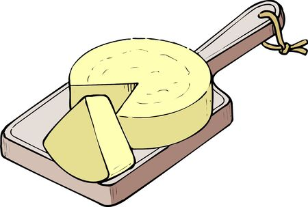 provisions: Cheese