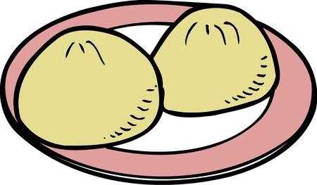 buns: Chinese buns