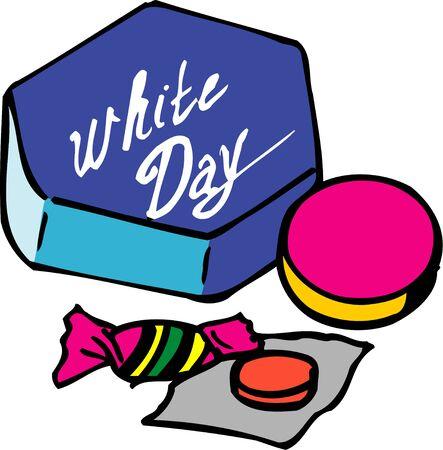 white day: White day Stock Photo