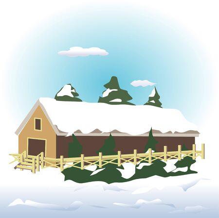 lodge: Mountain Lodge