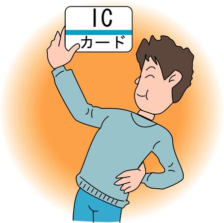 ic: IC card