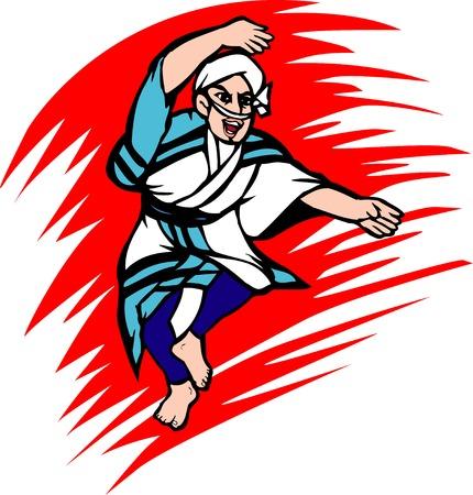shikoku: Awa Odori dance