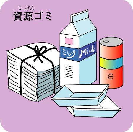 reciclable: Residuos reciclables
