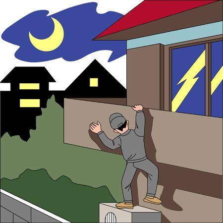 creep: Burglar