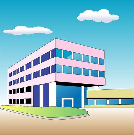 public building: Public building
