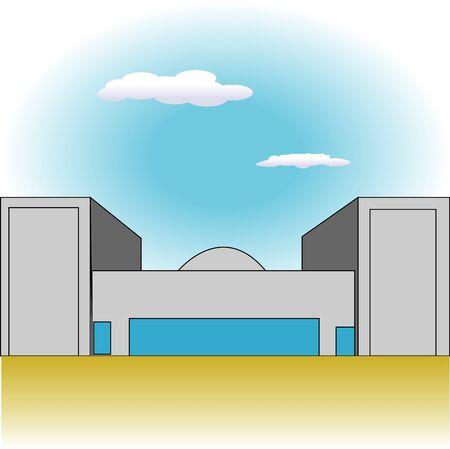 the facility: Public facility
