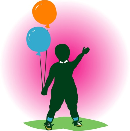 childcare: Balloons
