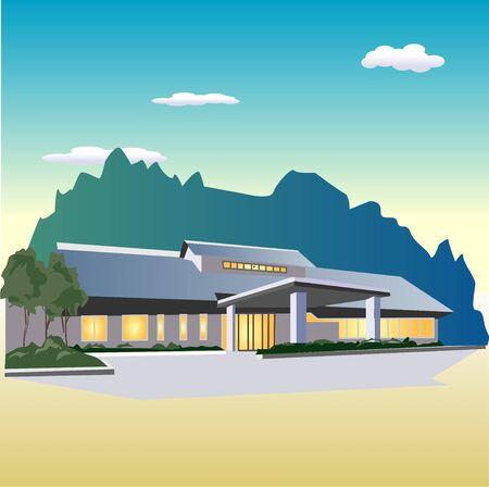 lodgings: Japanese-style inn