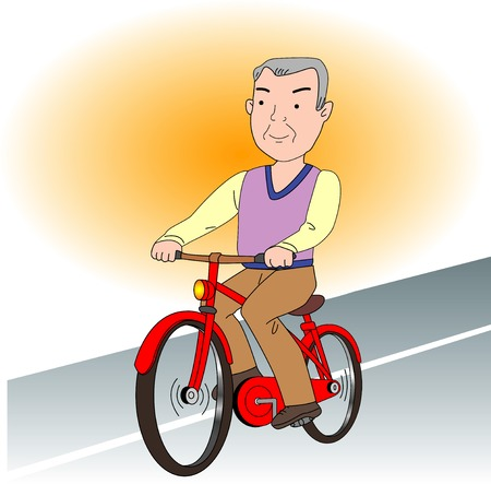 safe driving: Bicycle safe driving