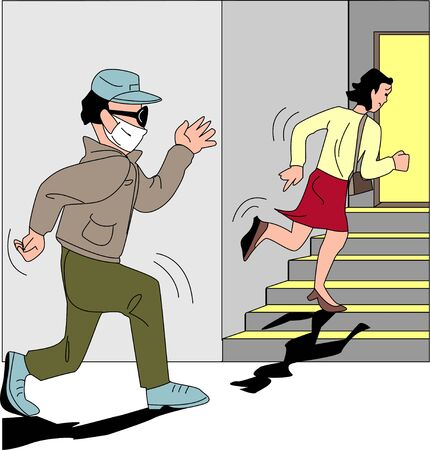 stalking: Stalking behavior